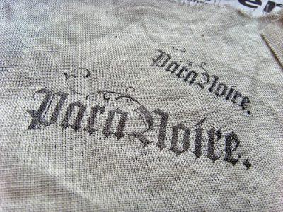 Kỹ thuật chuyển hình ảnh từ giấy in chuyển nhiệt sang vải thun, cói