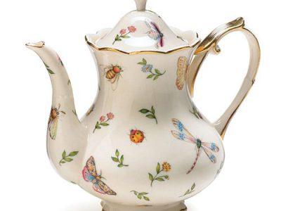 Kỹ thuật ép chuyển nhiệt ấm pha trà