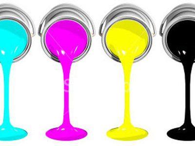 Phương pháp tách màu cho in lụa