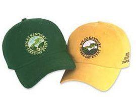 Decal nhiệt in logo màu ép túi xach, mũ nón vải