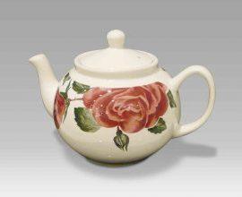 Decal nước in ép bình trà
